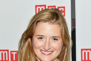 Grace Gummer Long Straight Cut