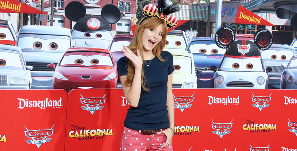 More Pics of Bella Thorne Headband (1 of 4) - Hair Accessories Lookbook - StyleBistro