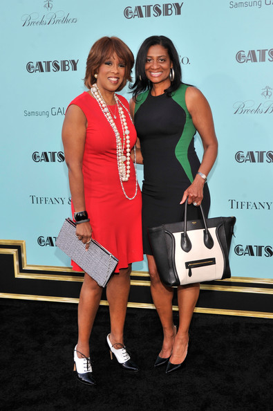More Pics of Gayle King Cocktail Dress (2 of 2) - Gayle King Lookbook - StyleBistro