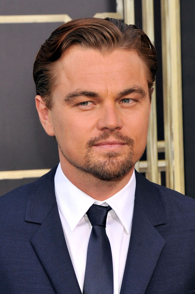 More Pics of Leonardo DiCaprio Men's Suit (1 of 17) - Leonardo DiCaprio Lookbook - StyleBistro
