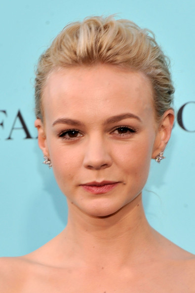 More Pics of Carey Mulligan Corset Dress (1 of 8) - Corset Dress Lookbook - StyleBistro