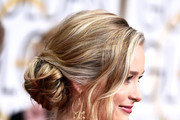 Greer Grammer Loose Bun