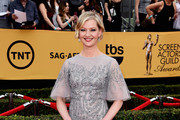 Gretchen Mol Beaded Dress
