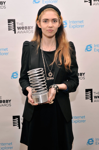 Backstage at the 17th Annual Webby Awards