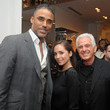 Maurice Marciano and Rick Fox