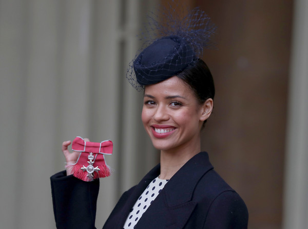 Gugu Mbatha-Raw Decorative Hat