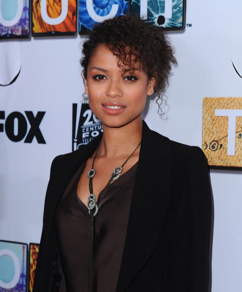 Gugu Mbatha-Raw Beaded Lariat Necklace