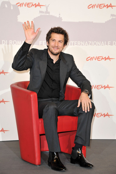 Guillaume Canet Ankle Boots