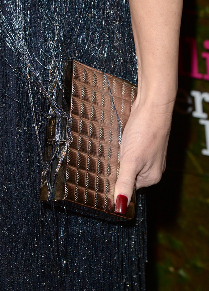 Gwen Stefani Box Clutch
