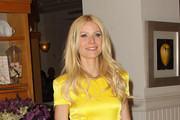 Actress Gwyneth Paltrow attends the book signing for her book