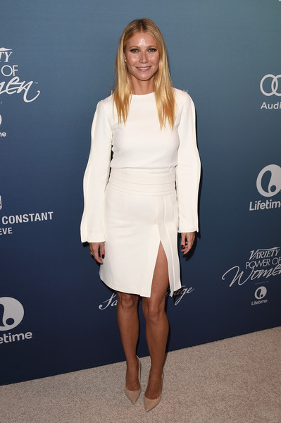 Gwyneth Paltrow Mini Skirt