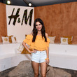 Victoria Justice at H&M Loves Coachella Tent