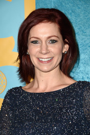 Carrie Preston kept it low-key with this bob at the HBO Golden Globes party.