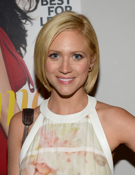 More Pics of Brittany Snow B.o.B (1 of 1) - Short Hairstyles Lookbook - StyleBistro