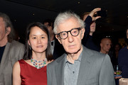 Woody Allen and Soon-Yi Previn Photo