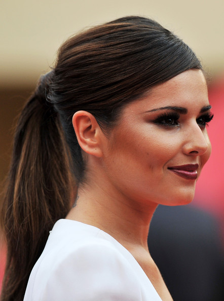 More Pics of Cheryl Cole Ponytail (72 of 94) - Ponytail Lookbook - StyleBistro [habemus papam premiere,hair,face,hairstyle,eyebrow,chin,beauty,skin,lip,ear,fashion,cheryl cole,cannes,france,premiere,cannes film festival,palais des festivals,64th cannes film festival]