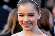 Hailee Steinfeld Helped Design Her One-of-a-Kind Marchesa Oscars Dress