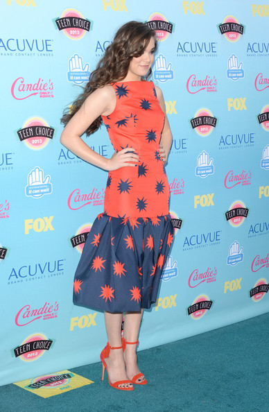 Arrivals at the Teen Choice Awards — Part 2