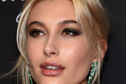 Hailey Baldwin Gemstone Chandelier Earrings
