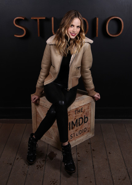 Halston Sage Lace Up Boots