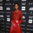 Cindy Bruna at Harper's BAZAAR'ICONS By Carine Roitfeld'