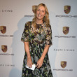 Look of the Day, March 25: Maria Sharapova's Floral Frock