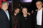 Damien Hirst and Micky Arison Photo
