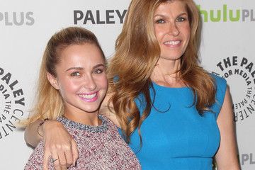 "Hayden Panettiere Connie Britton The Paley Center For Media's PaleyFest 2013 Honoring ""Nashville"""