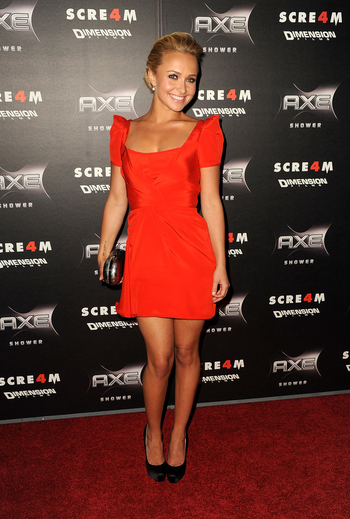 Hayden Panettiere Cocktail Dress Hayden Panettiere Looks
