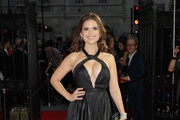 Hayley Atwell Cutout Dress