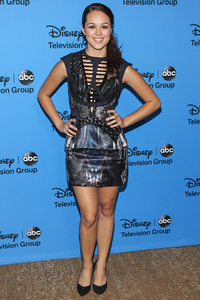 Hayley Orrantia Cutout Dress