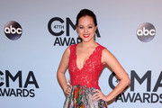 Hayley Orrantia Evening Dress