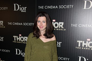 Heather Matarazzo V-neck Sweater