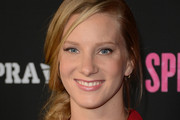 Heather Morris Long Braided Hairstyle