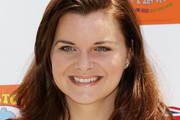 Heather Tom Long Side Part