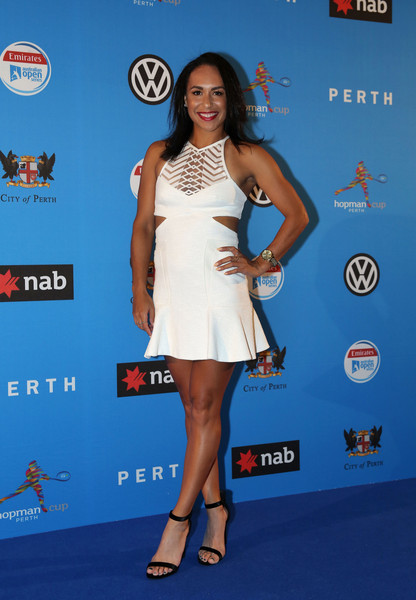 Heather Watson Cutout Dress