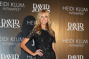 Heidi Klum at Her Intimates Collection Launch