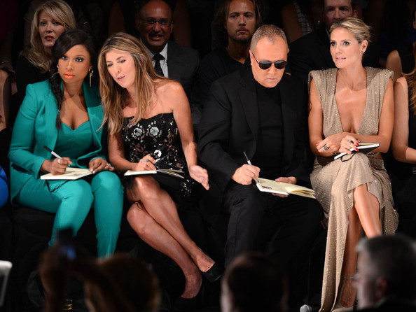 Project Runway - Front Row - Spring 2013 Mercedes-Benz Fashion Week