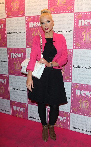 Helen Flanagan Clothes