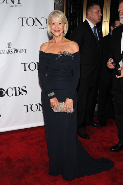 Helen Mirren Gemstone Ring