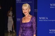 Helen Mirren Lace Dress