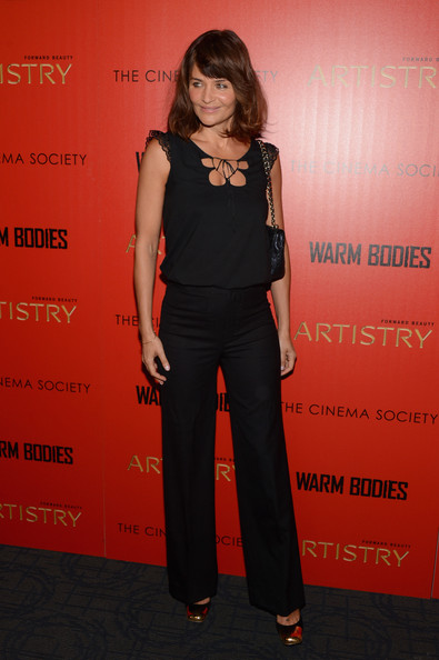 """The Cinema Society And Artistry Host A Screening Of """"Warm Bodies"""" - Arrivals"""