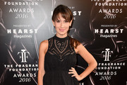 Hilaria Baldwin Little Black Dress