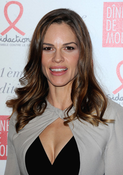 Hilary Swank Clothes