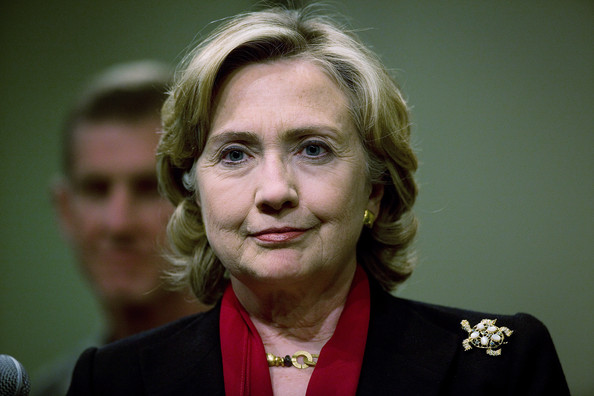 Hillary Clinton Short Curls [official,smile,photography,portrait,hillary clinton,stanley mcchrystal,hamid karzai,u.s.,kabul,afghanistan,embassy,hillary clinton gives press conference,forces,press conference]