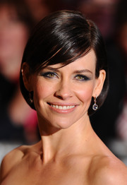 Evangeline Lilly rocked a sleek bob at the world premiere of 'The Hobbit: The Battle of the Five Armies.'