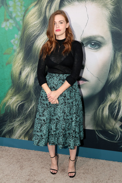 Holland Roden Full Skirt