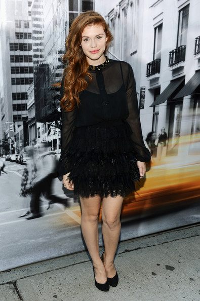 Holland Roden Mini Skirt