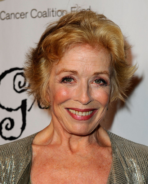 Holland Taylor Messy Cut [hair,face,hairstyle,blond,eyebrow,chin,lip,forehead,smile,surfer hair,holland taylor,les girls 9,funds,california,los angeles,national breast cancer coalition,cabaret,celebrity performances]