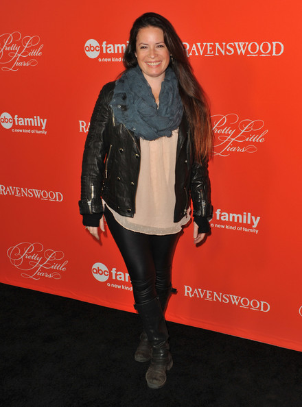 Holly Marie Combs Shoes